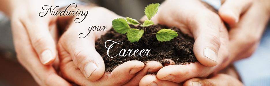 Nurturing your Career