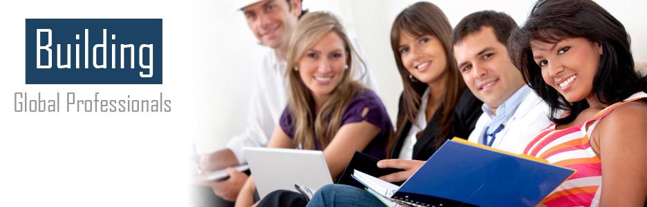 Building global professionals